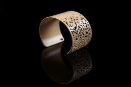 jewellery beige bangle bracelet armreif designerschmuck