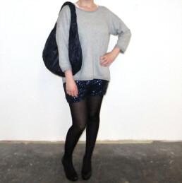 ultralight shoulder bag purse tasche designer handtasche