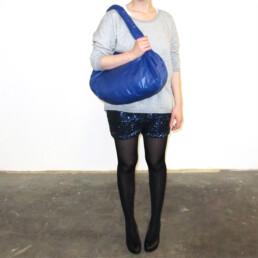 featherweight shoulder bag purse tasche designer handtasche